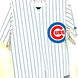 Chicago Cubs Addison Russell Jersey - M